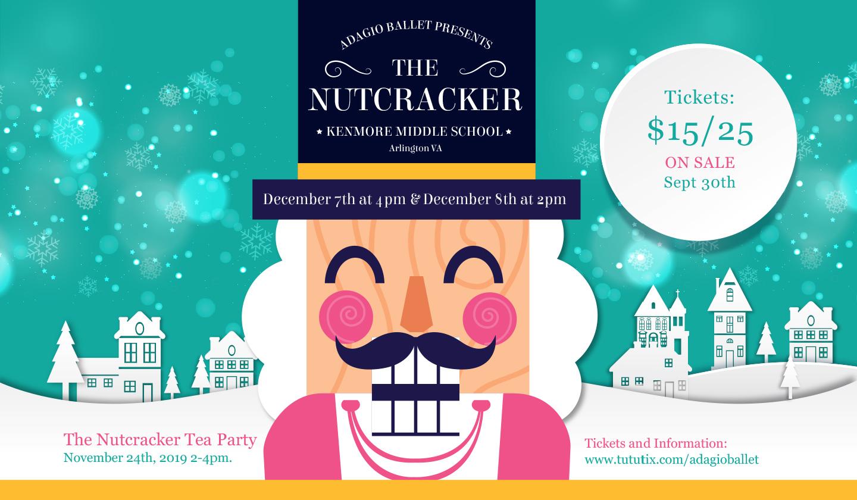 Nutcracker banner
